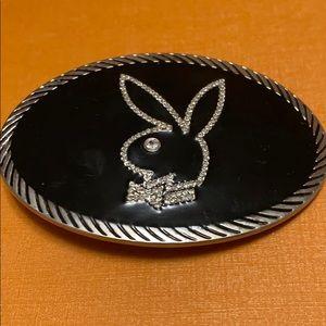 🐰Playboy bunny belt buckle🐰